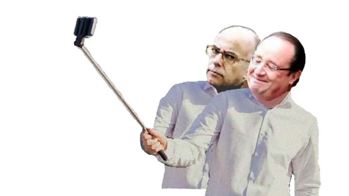 selfie hollande refugiés e
